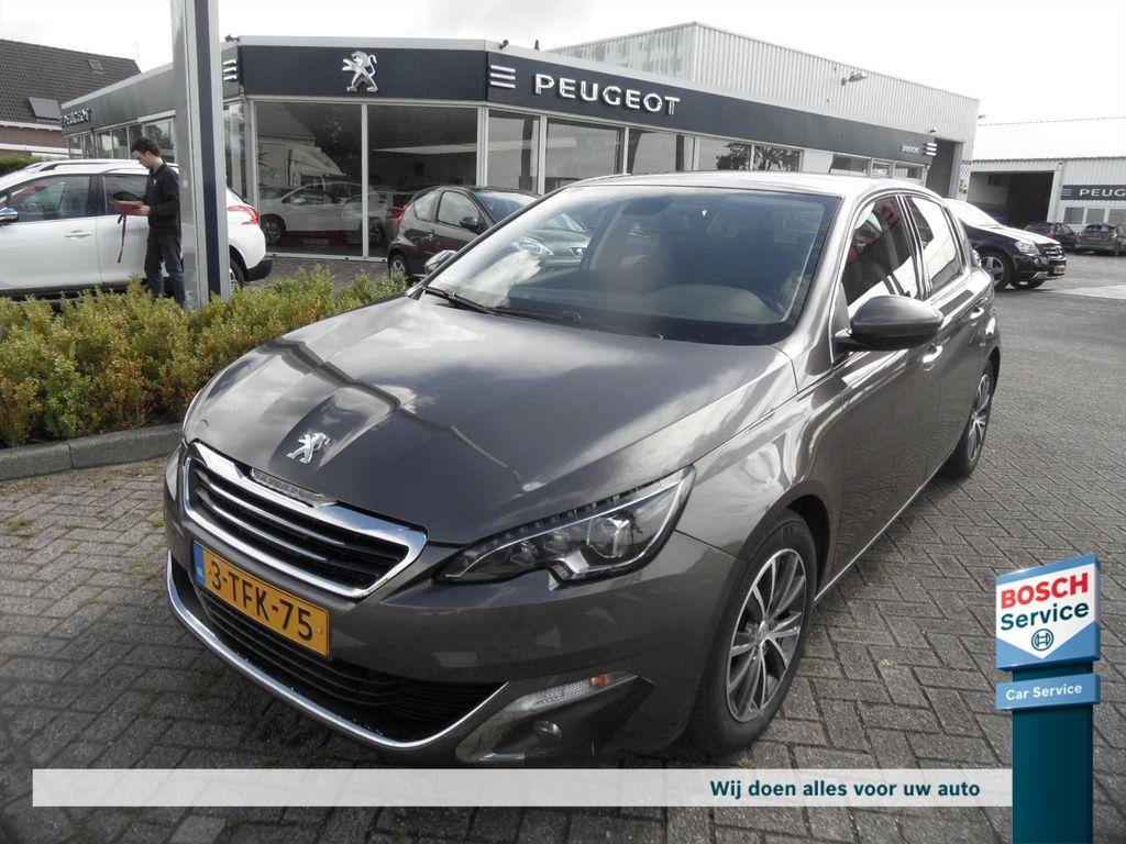 Peugeot 308 16 Thp 125pk 134gr Allure 17 Velgen